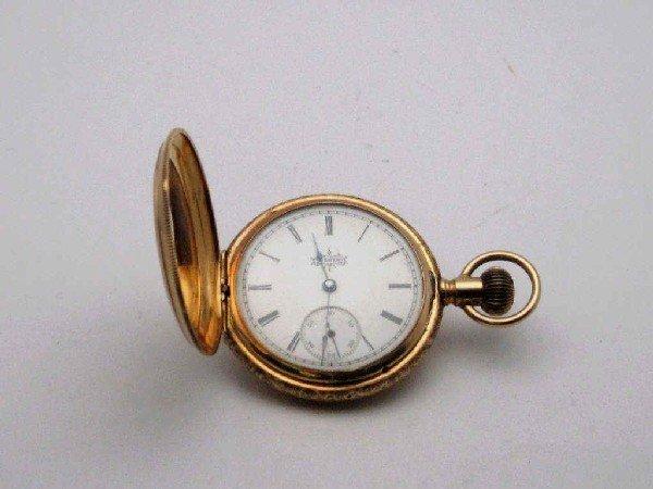 11: 14kyg Elgin pocket watch
