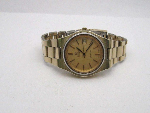 33: Man's Omega professional watch 1970s