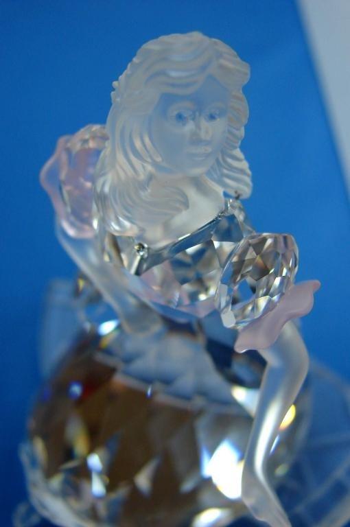 103: Swarovski Cinderella with Glass Slipper Orig. box - 2