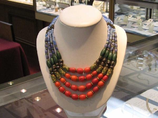 167A: Designer necklace by Mash Archer