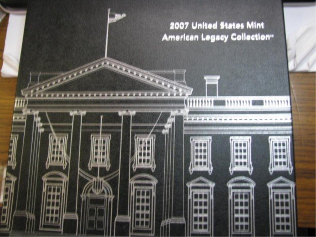 10C: 2007 United States Mint American Legacy Collection