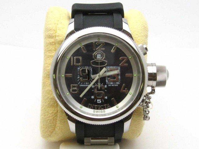 52A: Invicta Naissur 1959 diver watch - 2