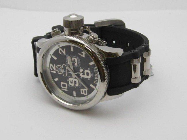 52A: Invicta Naissur 1959 diver watch - 3