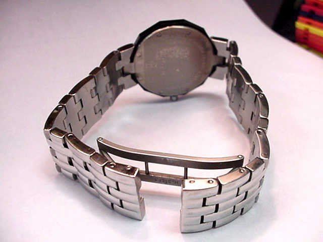 76: H.Stern stainless watch - 3