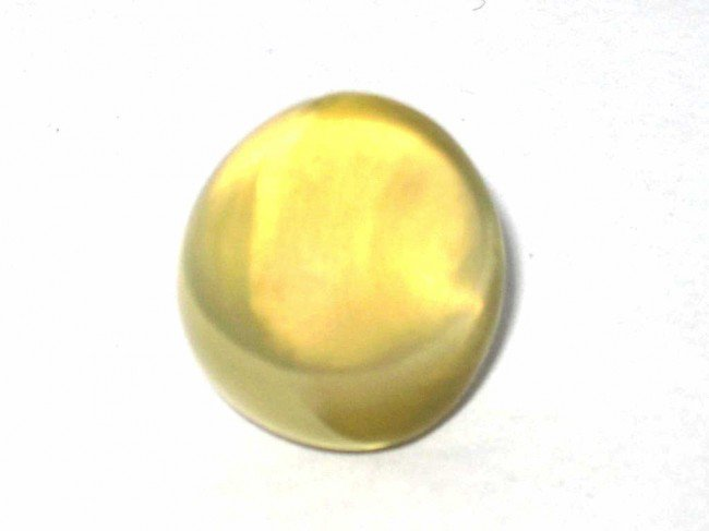 21: Natural 50ct Cat's Eye Chrysoberyl