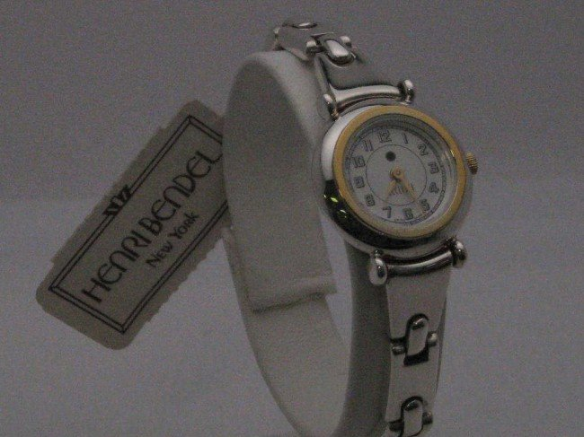 4: Ecclissi sterling watch with 14k
