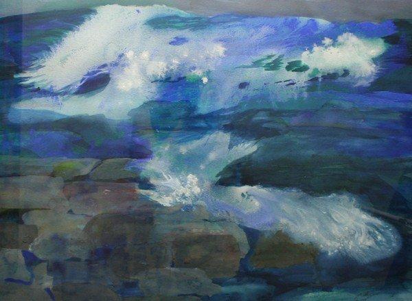 """501: """"Waves"""" Shirley Weiler"""