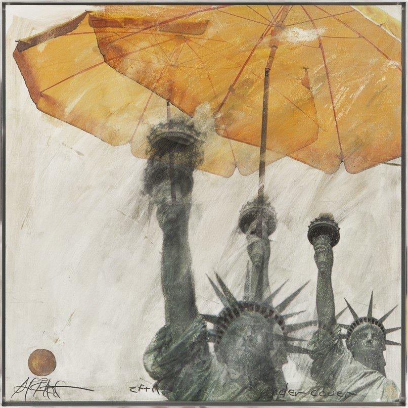 "554: Under-Cover"" by Darryl Pottorf.  International Art"