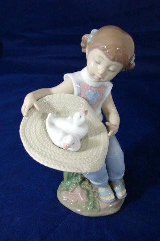 14: Lladro Figurine What A Surprise #6759