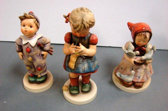 11: 3 Hummels: Cinderella, A Stitch in Time, Carnival