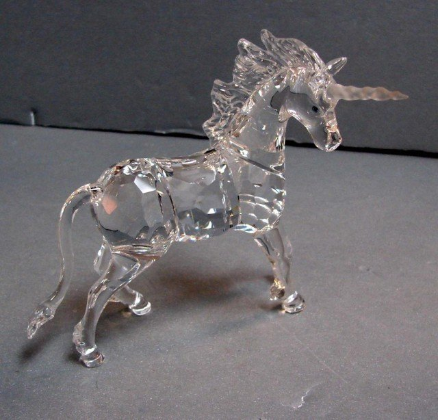 68A: Swarovski Unicorn Fables and Tales group