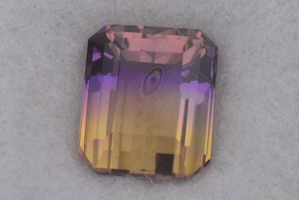 14: Ametrine Loose Gems