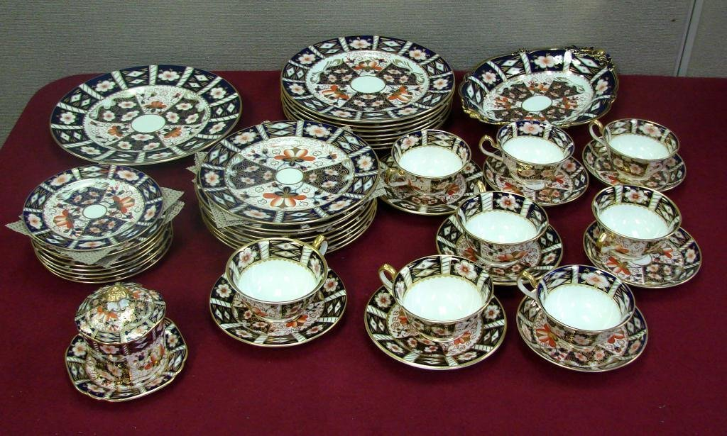 132: Royal Crown Derby Traditional Imari Tiffany & Co.