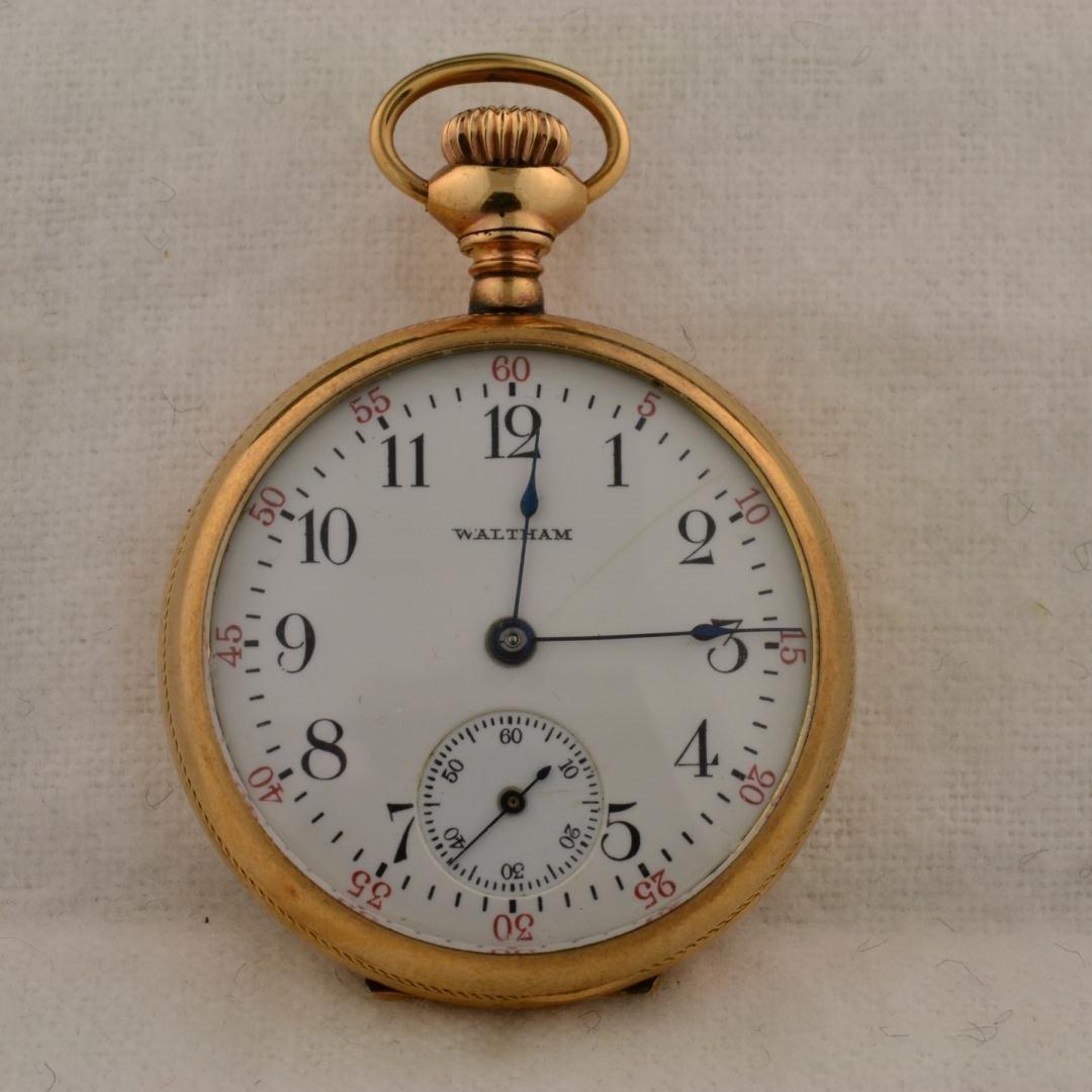 99: Waltham Pocket Watch