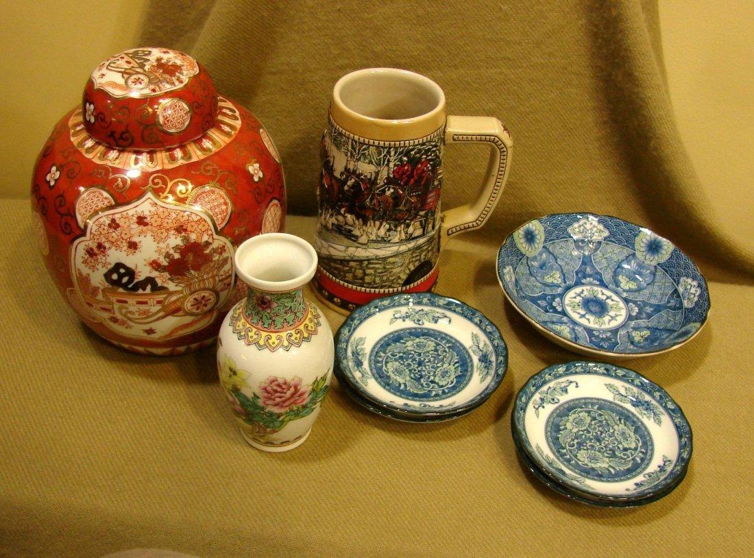 4: Ginger Jar, Japanese Porcelain, Bud Stein