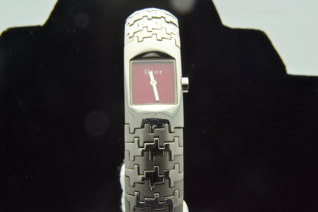 17: Christian Dior Stainless  Lady's Watch