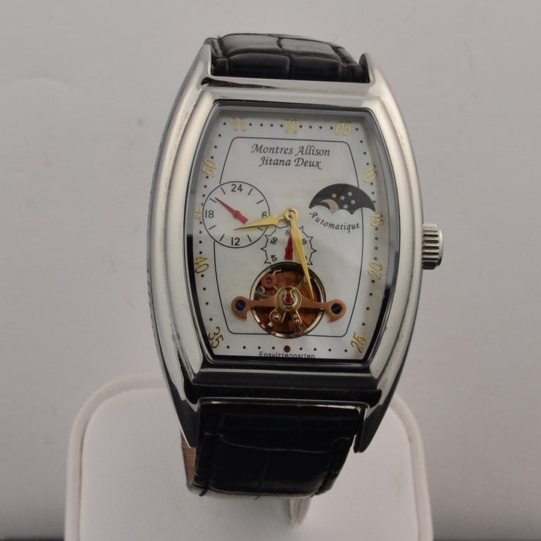 88B: Montres  Allison Mans  Automatic Watch