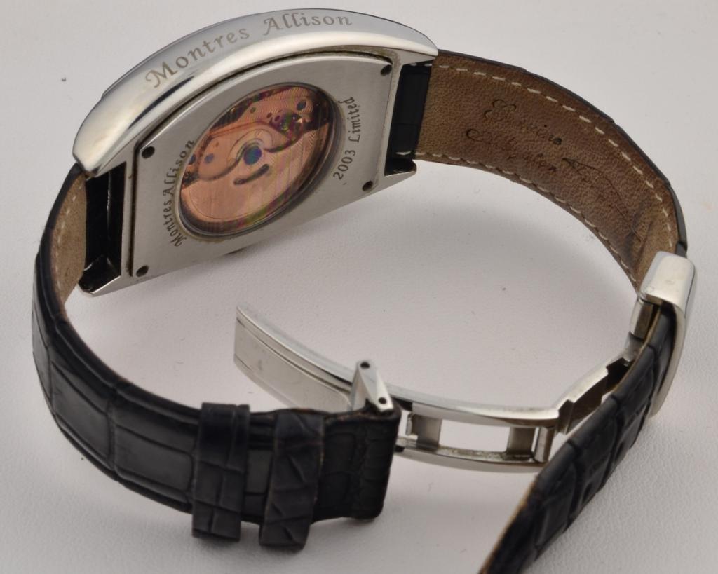 88B: Montres  Allison Mans  Automatic Watch - 2