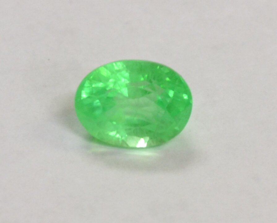 15B: 6ct Colombian Emerald Loose Gem