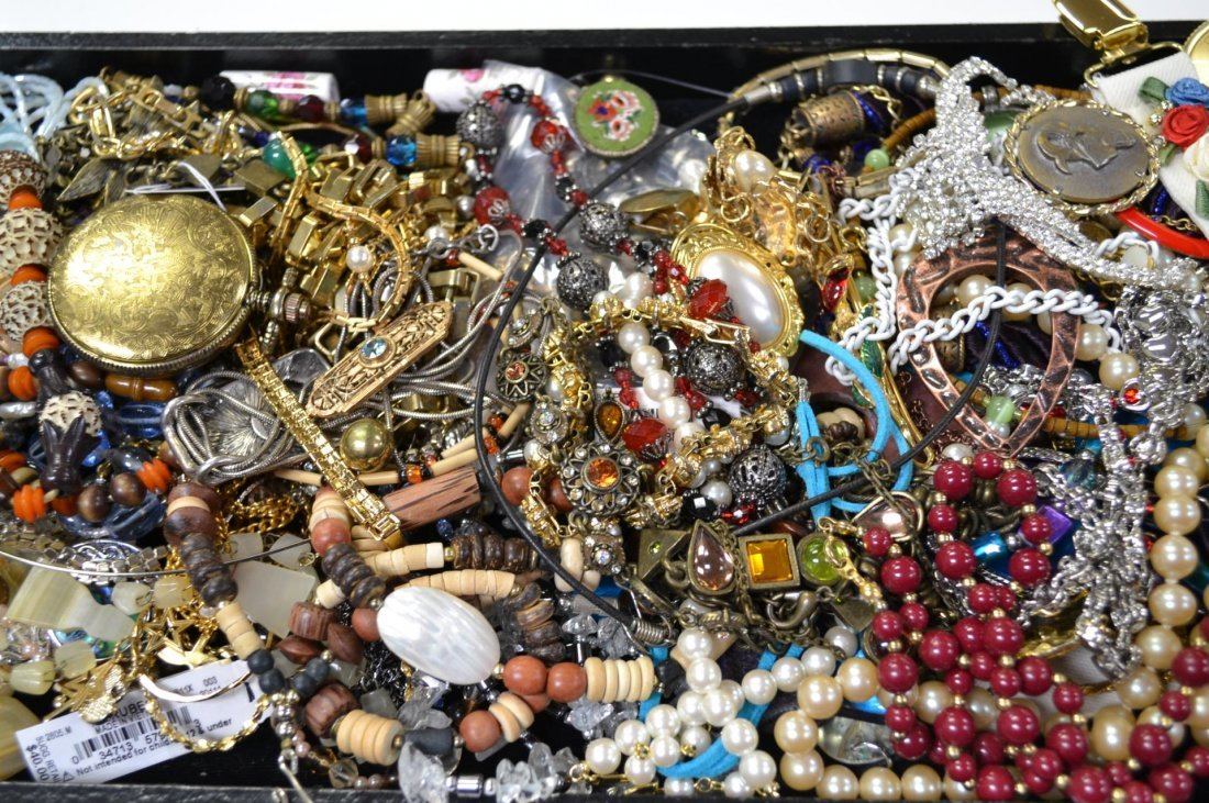 2: Lot of Costume  Jewelry