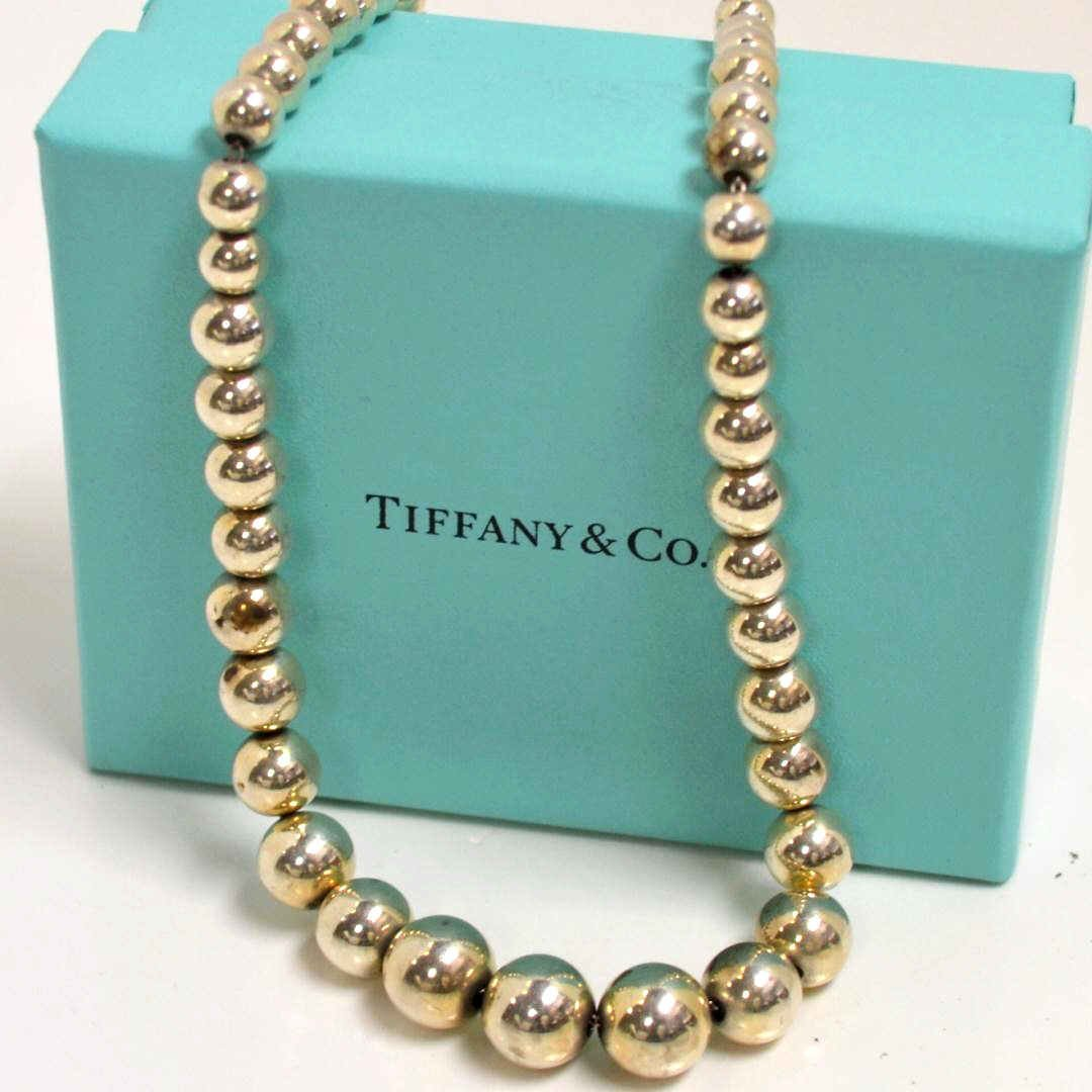 6: Sterling Necklace by Tiffany & Co