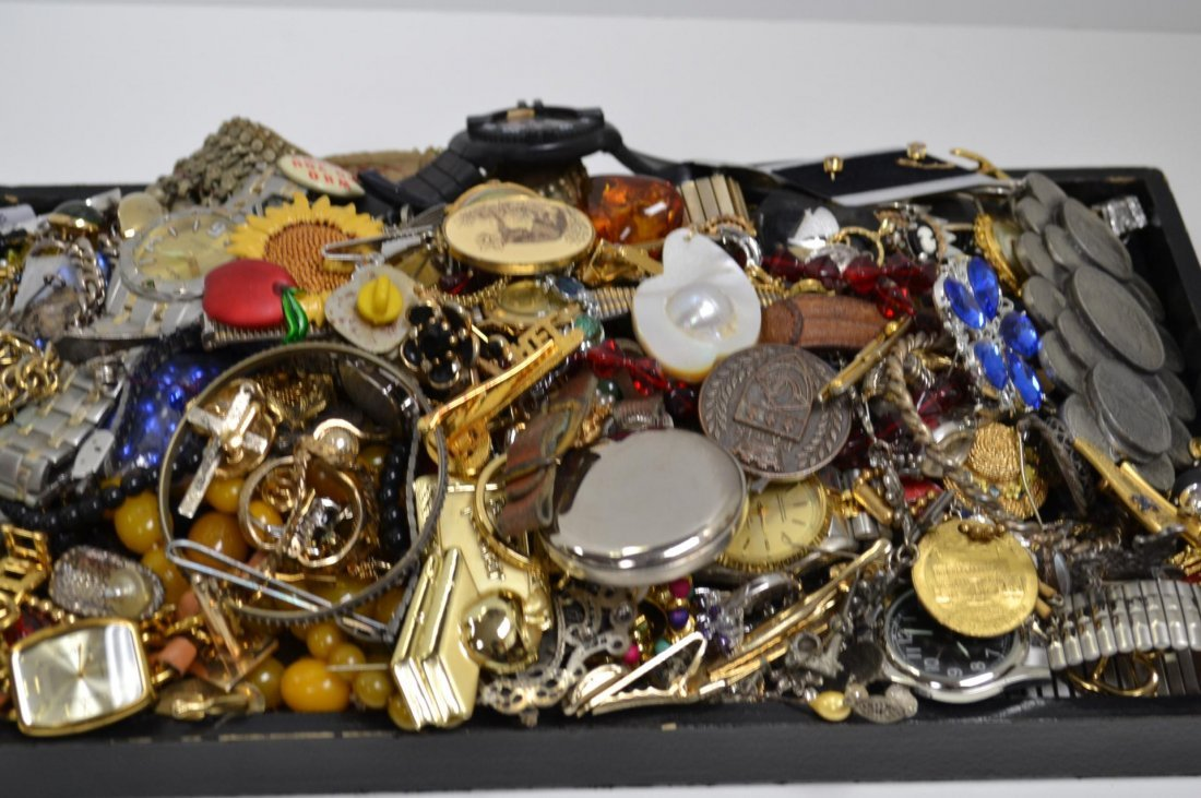 2: Huge Lot of Costume Jewelry