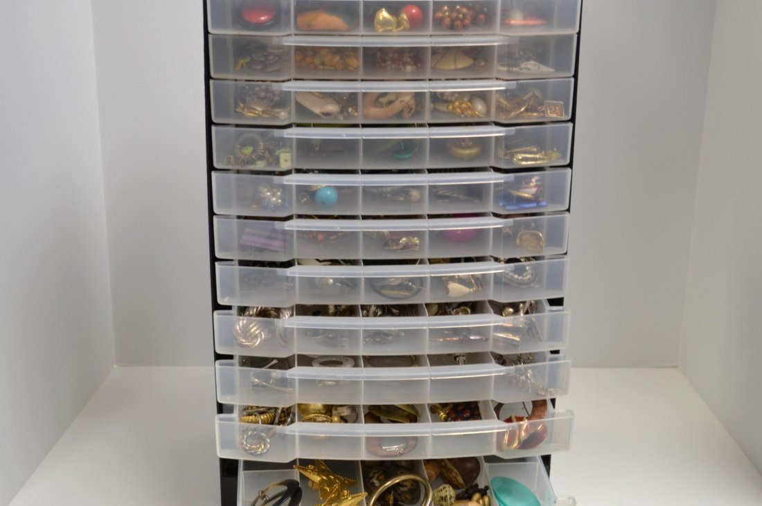 3: Lot of Costume Jewelry