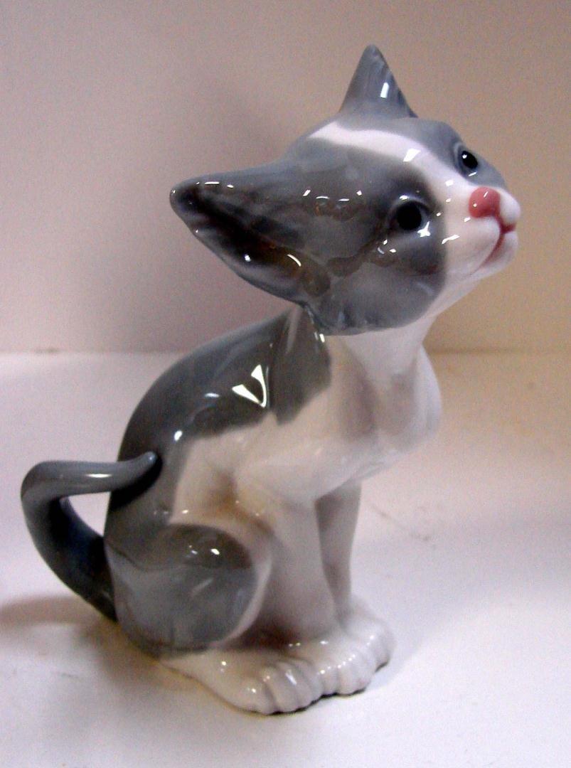 5: Lladro Cat #5113