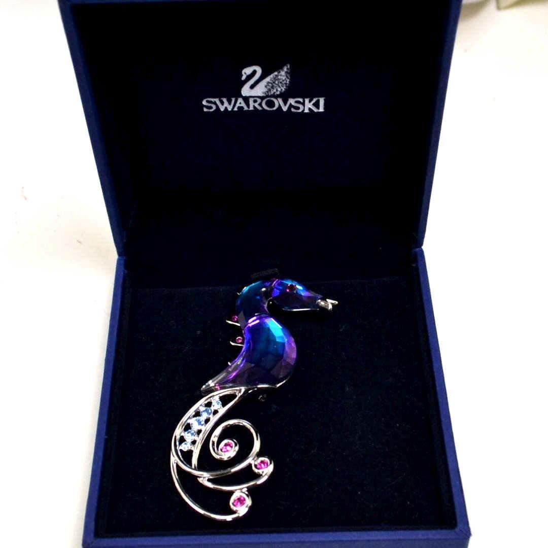 Crystal Seahorse by Swarovski