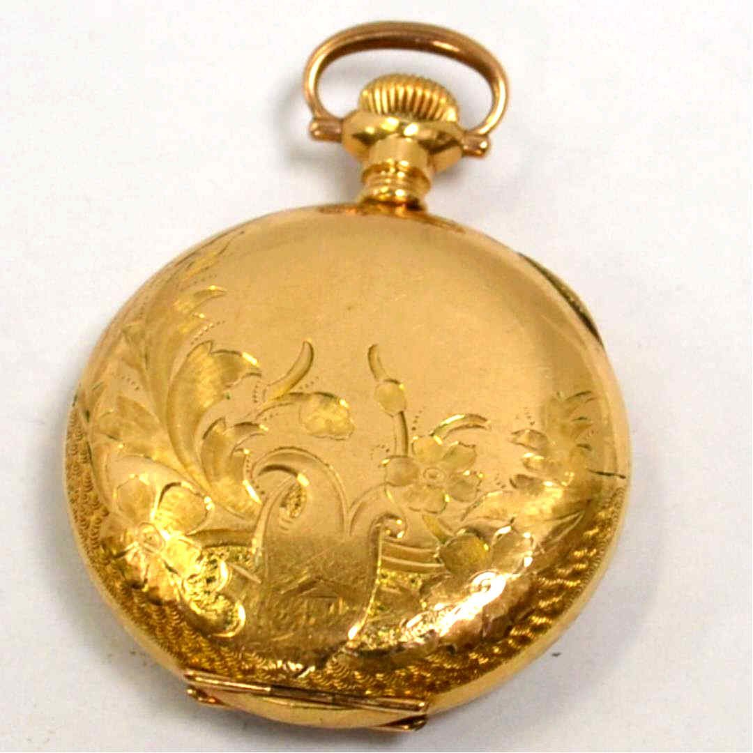 Gold filled Elgin Pocket Watch