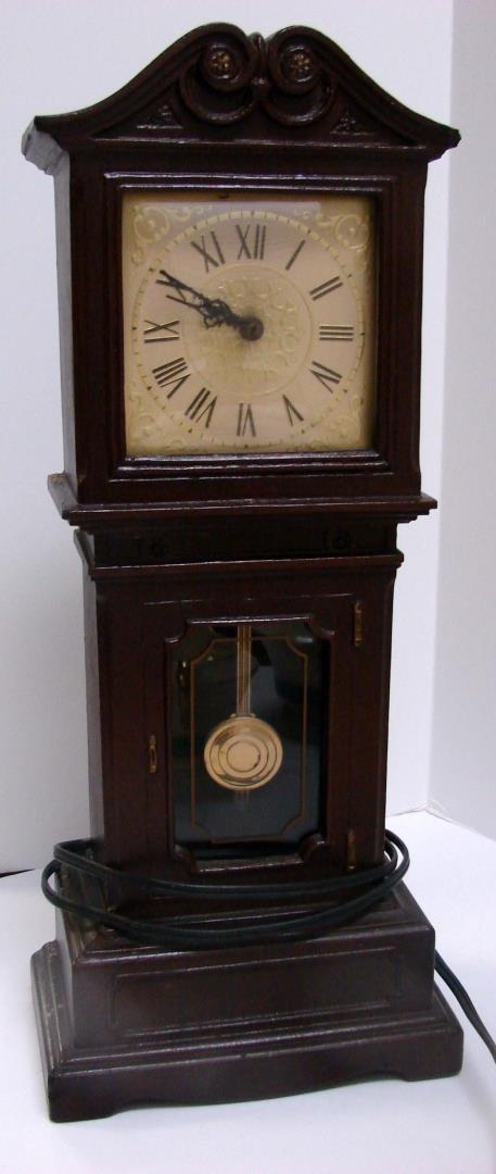 "Vintage Clock ""The Princeton"" by Boyco Inc."