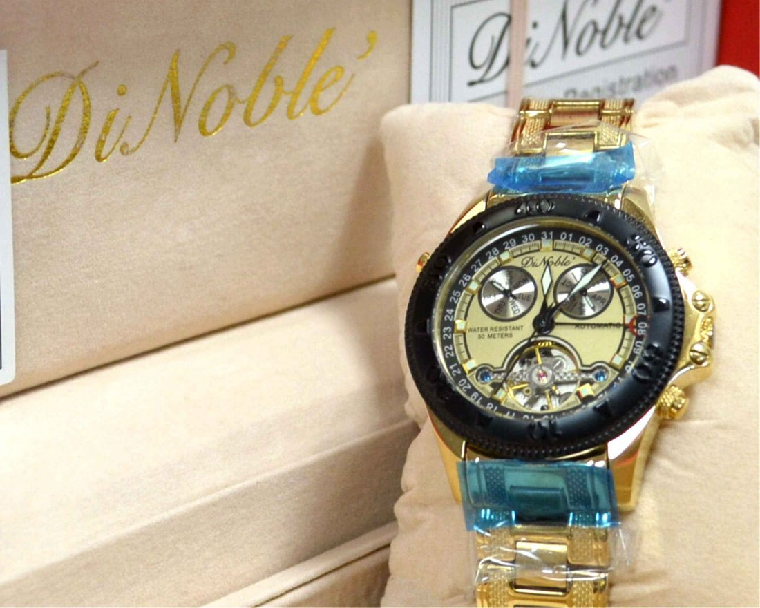 Man's DiNoble Automatic Watch