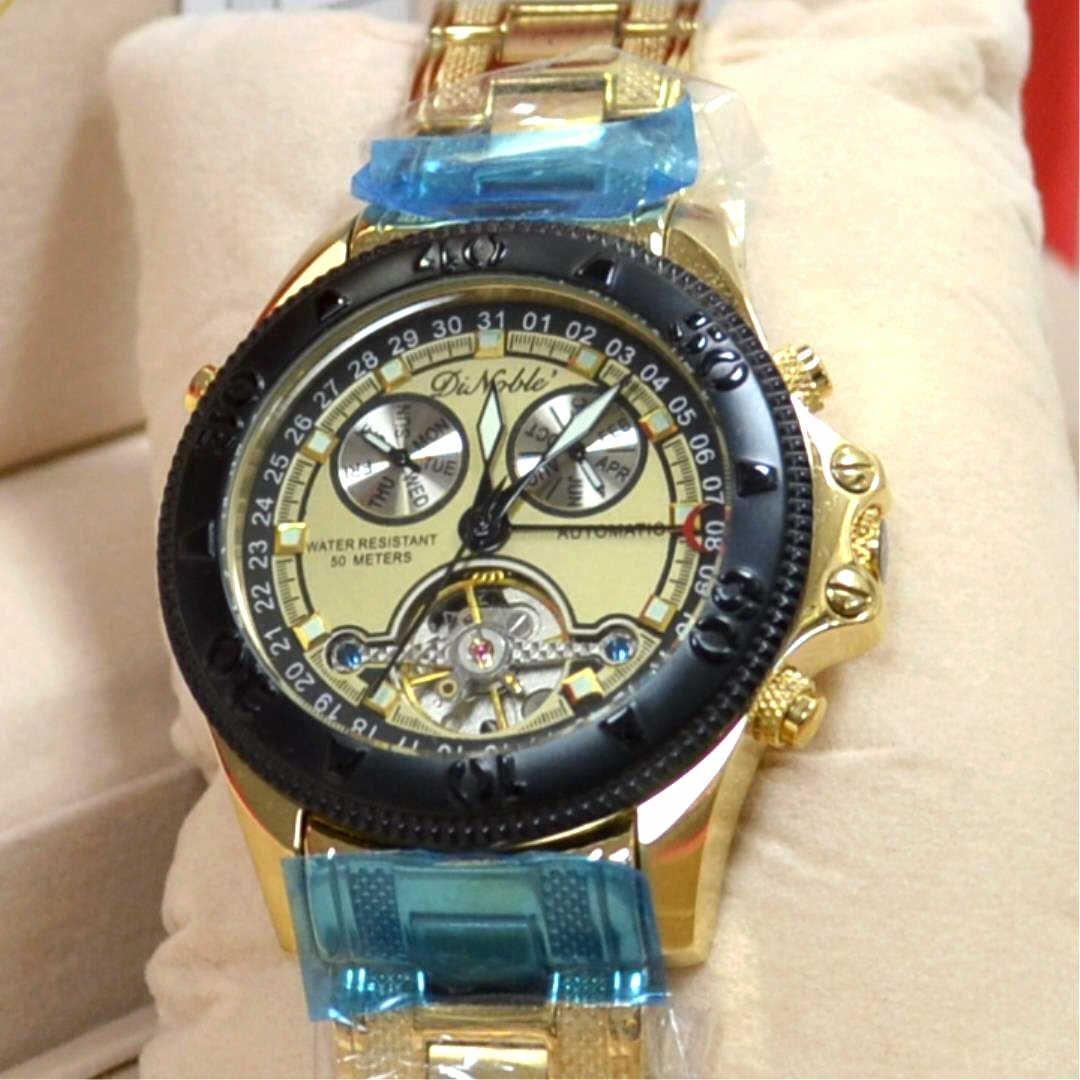 Man's DiNoble Automatic Watch - 2