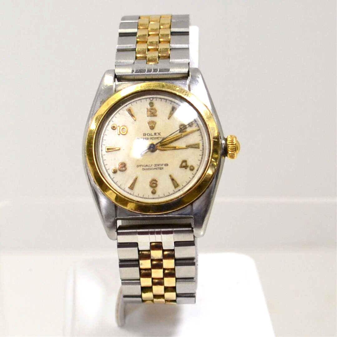 Vintage Rolex Oyster Bubble Back Watch