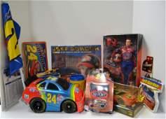 Lot of 12 New Jeff Gordon Nascar Racing Items