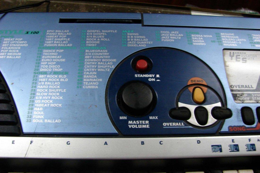Yamaha Keyboard X100 - Working condition - 3