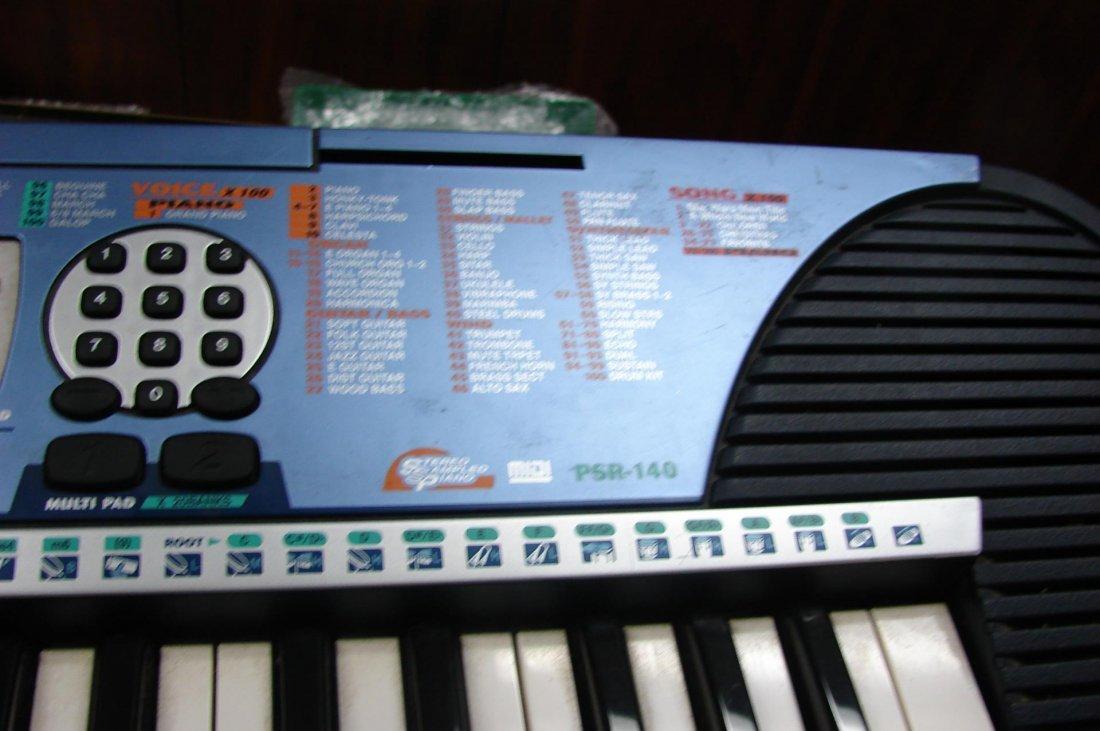 Yamaha Keyboard X100 - Working condition - 5