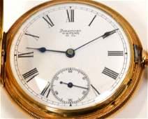 14kyg Waltham Pocket Watch