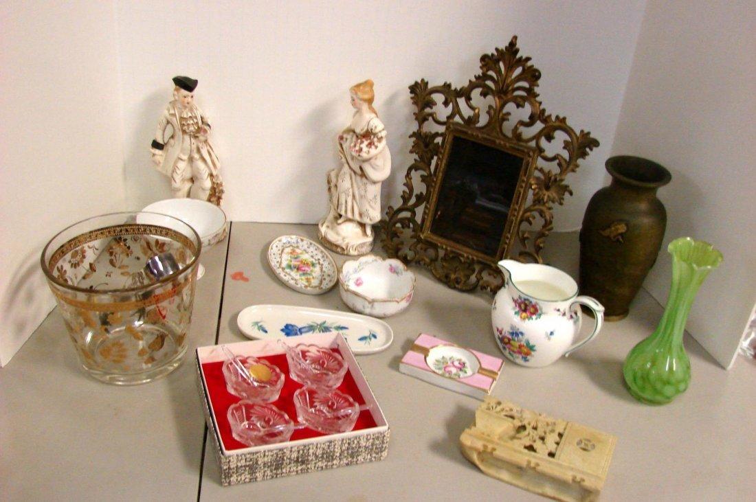Lot of fine porcelain - Rosenthal, Limoges etc.