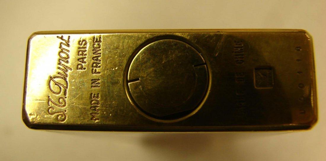 2 S. J. Dupont Lighters & 2 Dunhill Lighters - 3