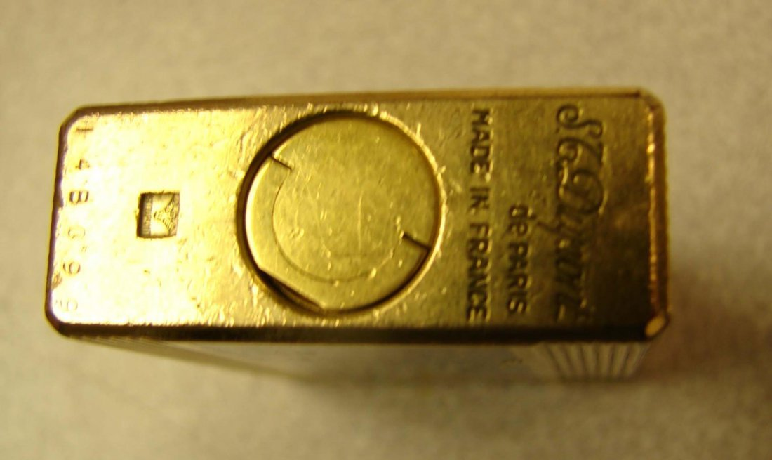 2 S. J. Dupont Lighters & 2 Dunhill Lighters - 4