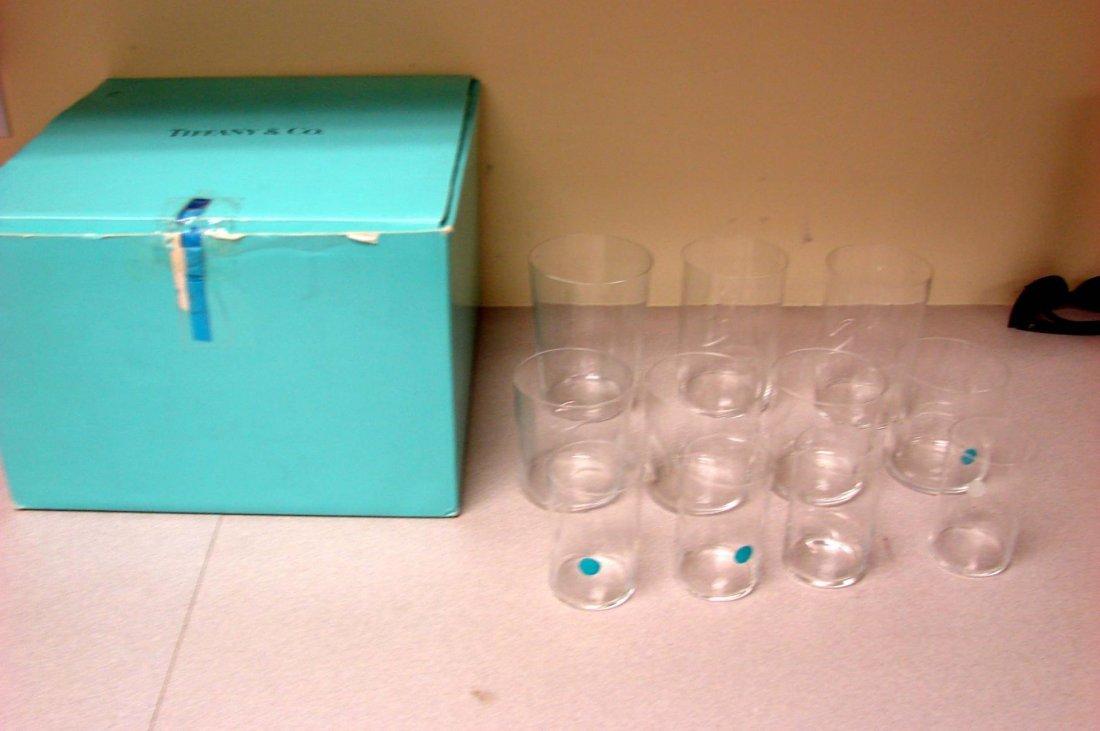 10 Tiffany Thumb Print Glasses by Elsa Peretti +1