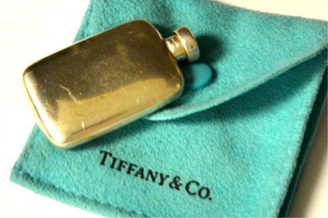 Sterling Perfume Bottle Tiffany & Co