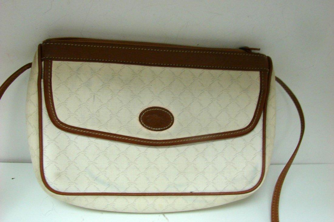 3 Vintage Longchamp Paris Bags