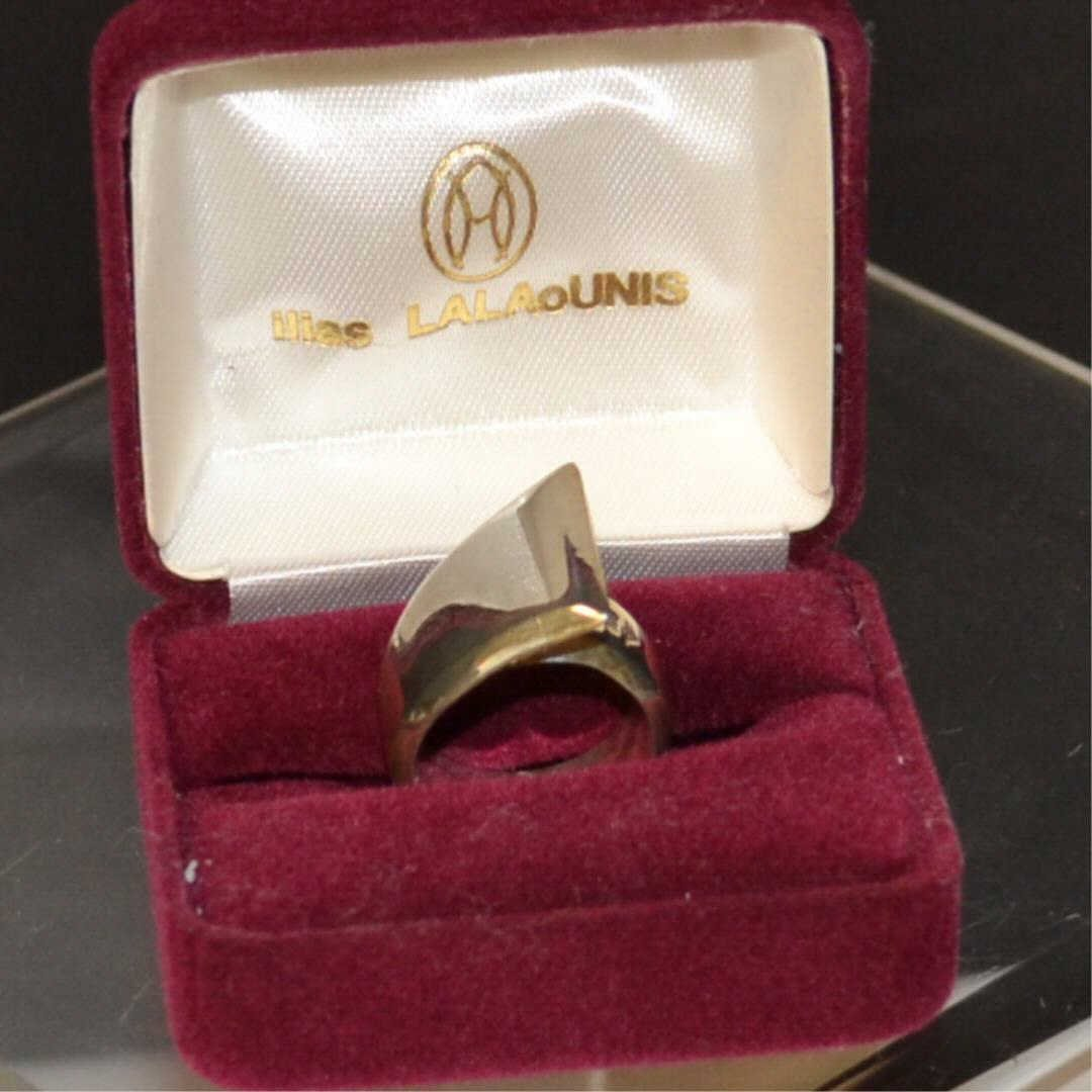 LALAoUNIS Sterling Ring