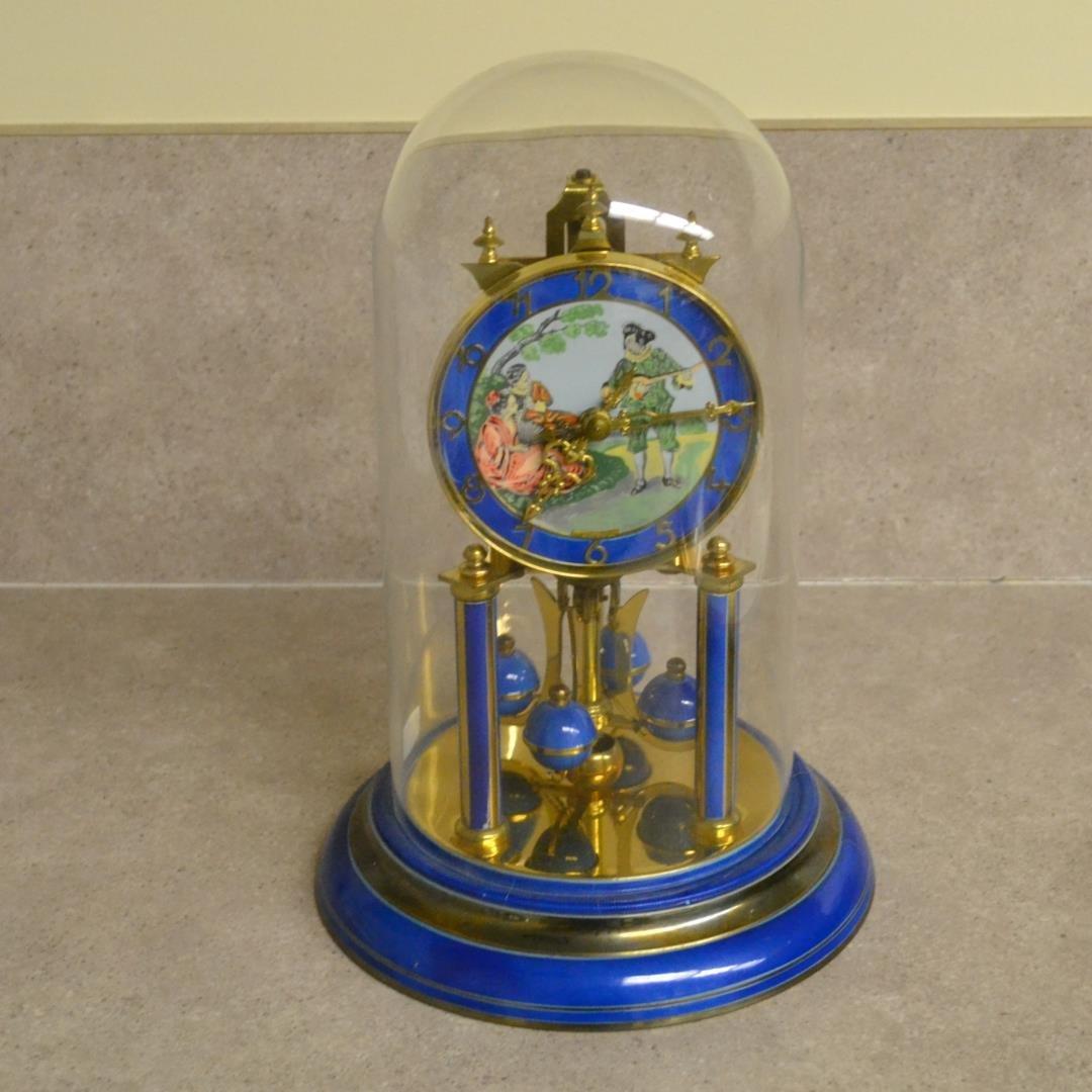 Vintage Jahresuhrenfabrik #49 anniversary clock