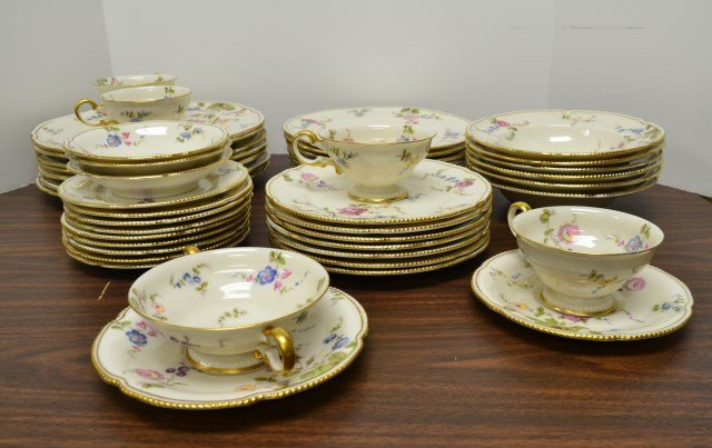 Castleton china Sunnyvale 45pcs
