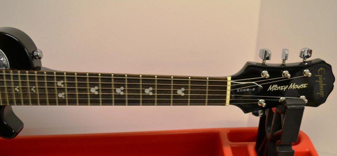 Mickey Mouse Gibson Guitar & EP-1 mini Amp - 3