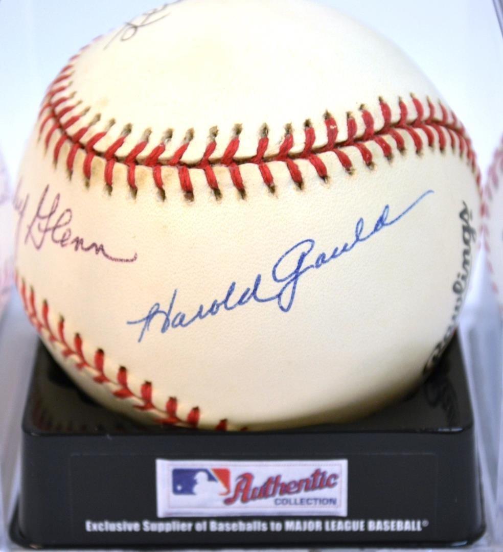 Negro league Josh Gibson Jr. autograph - 4