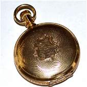 Gold Filled American Waltham Pocket Watch